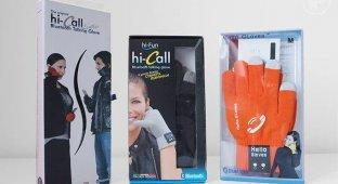 Обзор перчаток Hi-Call и Hello Gloves. Телефонный разговор на кончиках пальцев
