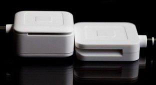 Создатель интерфейса Lightning приложил руку к разработке кард-ридера от Square