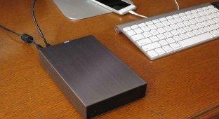 Все что нужно знать о настройке внешнего жесткого диска в OS X