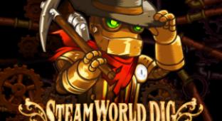 SteamWorld Dig – Кирки наголо (Мас)