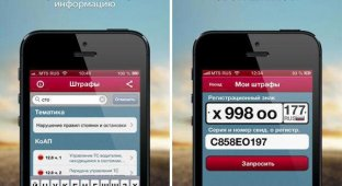 Приложение с «умным» голосовым поиском «Ру.пдд Авто Штрафы» поможет в споре с инспектором
