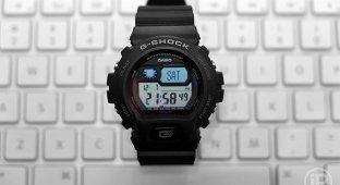 Обзор второго поколения bluetooth-часов Casio G-Shock GB-6900B