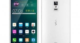 BBK представила первый в мире смартфон с разрешением 2560×1440 пикселей
