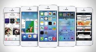 Apple заставит разработчиков оптимизировать приложения под iOS 7