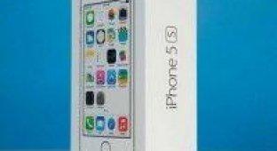 Доля iPhone 5s среди других смартфонов Apple достигла 10%