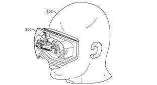 Apple запатентовала шлем виртуальной реальности