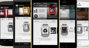 Часы Pebble обзаведутся фирменным магазином приложений