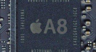 Процессоры Apple A8 будут производиться по революционному 14-нм техпроцессу