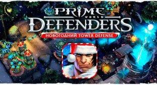 Российская TD-игра Defenders стала бесплатной
