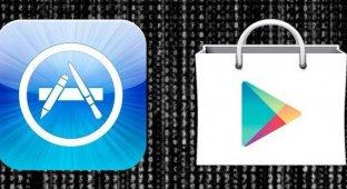Качество приложений в App Store и Google Play сравнялось. Очередь за сервисами