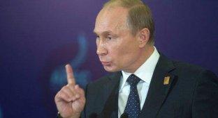 Путин приравнял популярных блогеров к СМИ