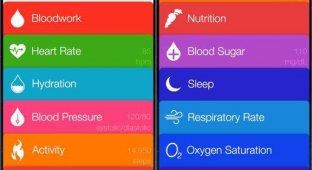 Apple готовит новую платформу для здоровья и фитнеса на базе iOS 8
