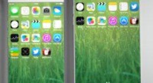 Несмотря на увеличенный экран iPhone 6 будет легче и тоньше iPhone 5s