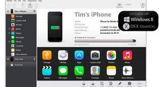 Альтернативный iTunes от DigiDNA получил поддержку iOS 8 и OS X Yosemite
