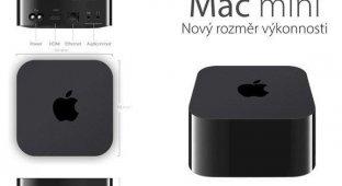 Дизайнер создал концепт Mac mini образца 2014 года [фото]