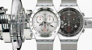 Швейцарский производитель часов Swatch хочет отобрать у Apple бренд iWatch