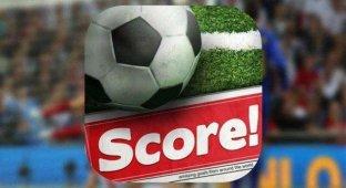 Score! World Goals — переживайте лучшие футбольные моменты на iPhone и iPad