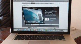 Датчанин вернул к жизни MacBook Pro с помощью духовки
