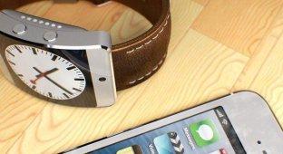 Сапфировое стекло будет использоваться в iWatch а не в iPhone нового поколения
