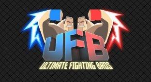 UFB — однокнопочные бои без правил