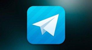 Приложение Telegram получило поддержку iPad