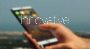 Концепт iPhone – видеореклама от SET Solution