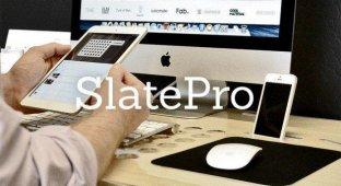 SlatePro — стол который купил бы себе Стив Джобс