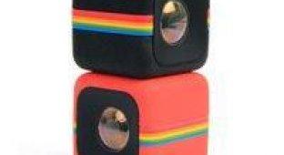Polaroid C³ – компактная камера с необычным дизайном