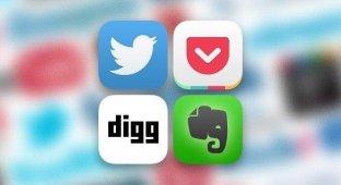 Как я читаю и обрабатываю контент из Сети на Mac iPhone и iPad