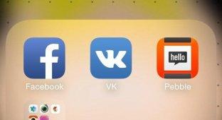 Как поместить папку в папку в iOS 7.1