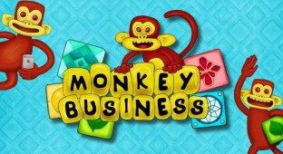 Monkey Business: Block Puzzle –помогите глупым обезьянкам