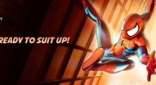 Spider-Man Unlimited для iOS и Android выйдет в сентябре [видео]