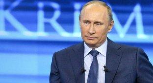 Apple не пустила в App Store приложение для передачи вопросов Путину