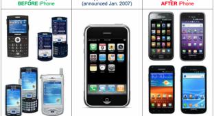 Apple и Samsung попробуют разрешить патентный спор в досудебном порядке