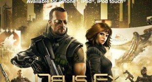 Как скачать бесплатно экшн Deus Ex: The Fall для iOS стоимостью 229 рублей
