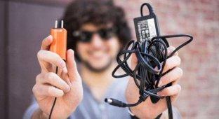 Dart: самый маленький в мире адаптер для ноутбуков [видео]