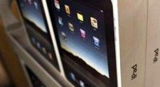 Недорогие планшеты теснят iPad в России