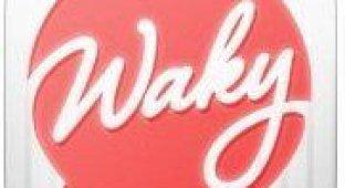 Waky – друг который способен заменить собой будильник