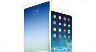 В iOS 7.1 была добавлена поддержка двух новых моделей iPad