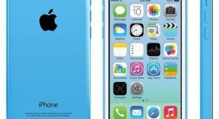 «Провальный» iPhone 5c опережает по продажам все Android-флагманы смартфоны Windows Phone и Blackberry