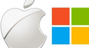 Продажи Mac и iOS-устройств впервые превысили продажи Windows-ПК