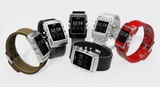 Meta анонсировала умные часы премиум-класса способные обмениваться данными с iPhone