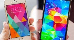 Samsung показала в рекламе главные преимущества Galaxy S5 перед iPhone 5s [видео]