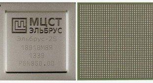 В России подготовили к выпуску четырехъядерный процессор «Эльбрус-4С»