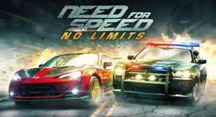 EA анонсировала Need for Speed: No Limits для iOS и Android [видео]