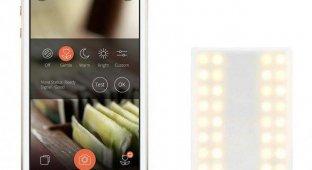 Apple начала продажи мощной беспроводной вспышки Nova для iPhone [видео]