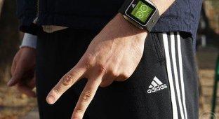 Обзор спортивных часов Adidas miCoach Smart Run