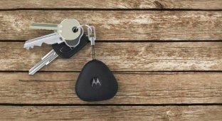 Motorola Keylink: брелок, который не позволит потеряться вашему смартфону
