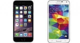 iPhone 6 проиграл Samsung Galaxy Note в соревновании на самый быстрый мобильный Интернет
