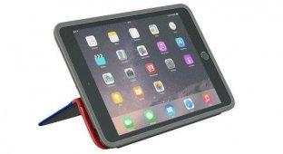Logitech представила новый чехол-книжку AnyAngle для iPad Air 2 и iPad mini [видео]